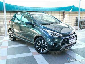 Hyundai HB20X 1.6 Premium Verde 2019