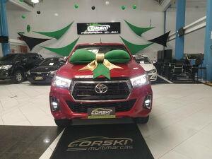 Toyota Hilux 2.8 SRX Vermelho 2020