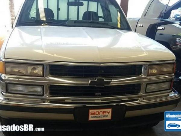 CHEVROLET SILVERADO 4.2 CONQUEST Branco 1998