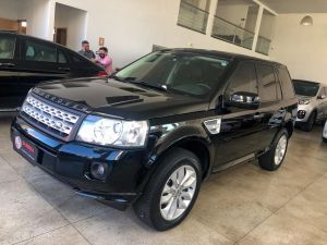 LAND ROVER FREELANDER 2 2.2 SE TURBO SD4 Preto 2012