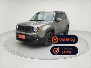Jeep Renegade 1.8 16V Cinza 2018