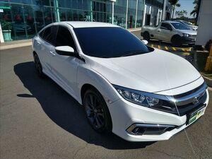 Honda Civic 2.0 EX Branco 2021