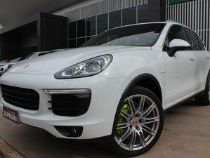 Porsche Cayenne 3.0 S Híbrido Branco 2017