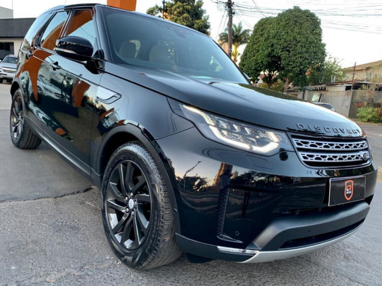 LAND ROVER DISCOVERY 3.0 HSE TD6 V6