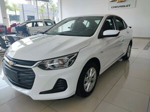 Chevrolet Onix 1.0 LT Turbo Branco 2022