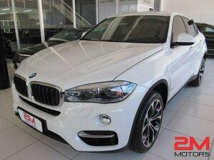 BMW X6 3.0 35I 6 Cilindros Branco 2018