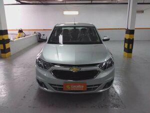 Chevrolet Cobalt 1.8 LTZ 8V Prata 2020