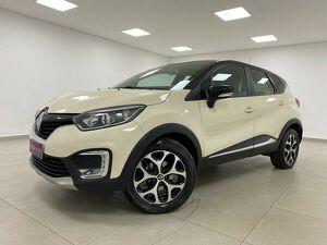 Renault Captur 2.0 Intense Bege 2019