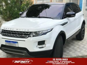 Land Rover Range Rover Evoque 2.0 Pure Tech Branco 2013