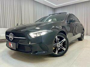 Mercedes-benz A 250 2.0 Sport Turbo Preto 2019