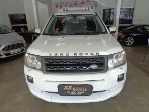LAND ROVER FREELANDER 2 3.2 S V6 Branco 2011