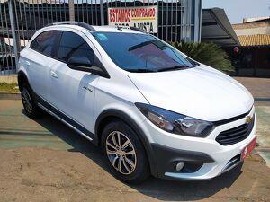 Chevrolet Onix 1.4 Activ 8V Branco 2017
