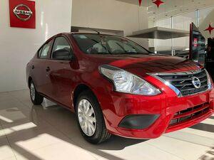 Nissan Versa 1.6 16V V-drive Special Edition Vermelho 2021