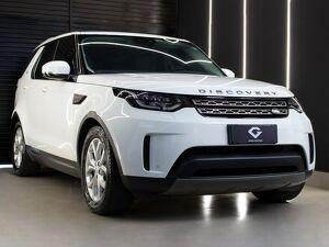 Land Rover Discovery 3.0 SE TD6 V6 Branco 2018