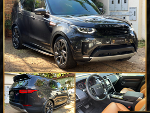 Land Rover Discovery 3.0 HSE TD6 V6 Cinza 2020