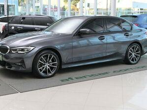 BMW 320i 2.0 Sport Turbo Cinza 2020