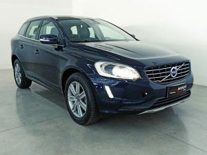 VOLVO XC60 2.0 T5 KINETIC Azul 2017