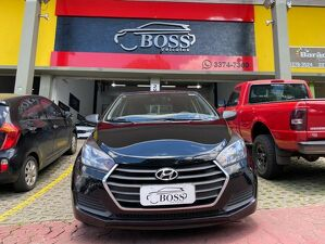 Hyundai HB20 1.0 Comfort Preto 2018