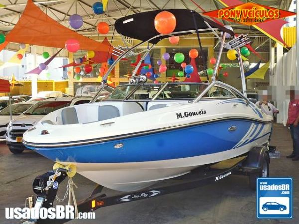 Sea Ray Sport Boats 185 Sport Branco 2010