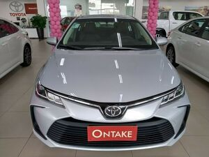 Toyota Corolla 2.0 GR-S Direct Shift Prata 2022