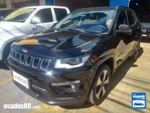 JEEP COMPASS 2.0 LONGITUDE Preto 2017