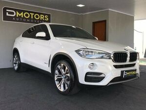 BMW X6 3.0 35I 6 Cilindros Branco 2016