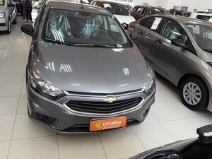 Chevrolet Joy 1.0 SPE4 Cinza 2020