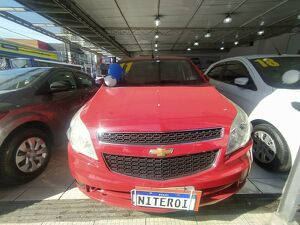 Chevrolet Agile 1.4 LTZ 8V Vermelho 2011