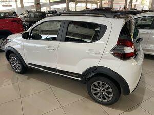 Fiat Mobi 1.0 Trekking Preto 2021