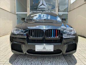BMW X6 4.4 M Sport Bi-turbo V8 Preto 2012
