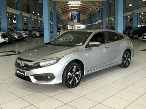 Honda Civic 1.5 Touring Turbo Prata 2019