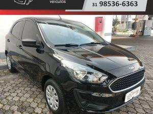 Ford KA 1.0 S 12V Preto 2020