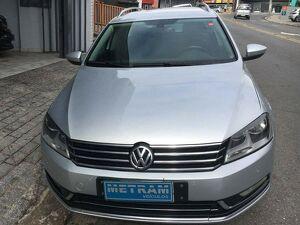 Volkswagen Passat Variant 2.0 TSI Prata 2014
