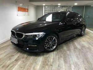 BMW 530i 2.0 M Sport Turbo Preto 2019