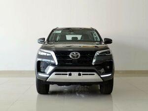 Toyota Hilux SW4 2.8 SRX Turbo Cinza 2021