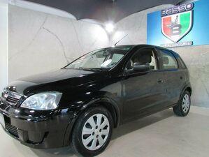 Chevrolet Corsa 1.4 Maxx 8V Preto 2012