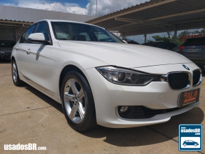 BMW 320i 2.0 TURBO Branco 2014