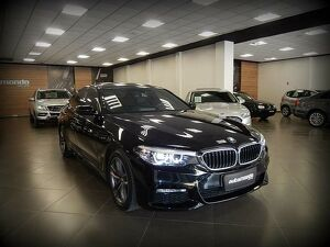 BMW 530i 2.0 M Sport Turbo Preto 2018