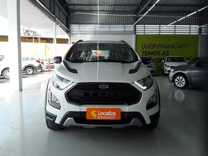 FORD ECOSPORT 2.0 DIRECT STORM 4WD Branco 2020