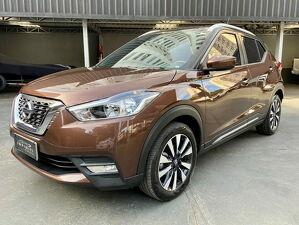 Nissan Kicks 1.6 SV Marrom 2019