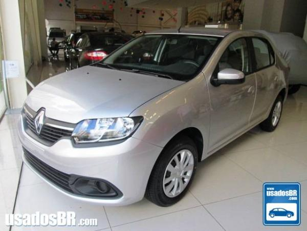 RENAULT LOGAN 1.0 AUTHENTIQUE 16V FLEX 4P MANUAL Diversas Cores 2017
