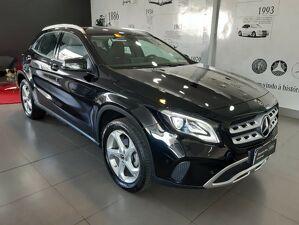 Mercedes-benz GLA 200 1.6 CGI Advance Preto 2020