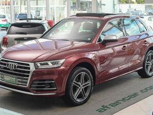 Audi SQ5 3.0 V6 Vermelho 2018