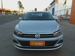 Volkswagen Virtus 1.6 MSI Prata 2020