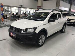 Volkswagen Saveiro CS 1.6 Robust Branco 2019