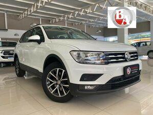 Volkswagen Tiguan 1.4 250 TSI Allspace Branco 2018