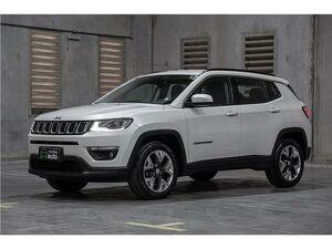Jeep Compass 2.0 Longitude Branco 2020