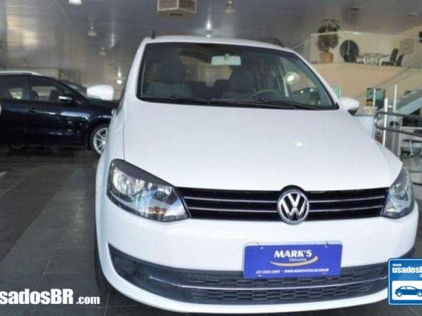 Foto do veiculo VOLKSWAGEN SPACEFOX 1.6 Branco 2014