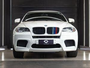 BMW X6 4.4 M Bi-turbo V8 Branco 2011