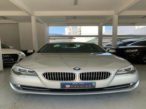 BMW 523i 2.0 Turbo Highline Package Prata 2012